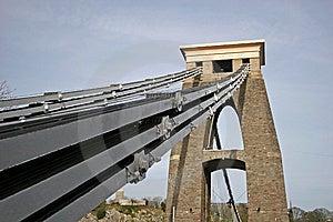 Clifton Suspension Bridge Royalty Free Stock Photo - Image: 8611625