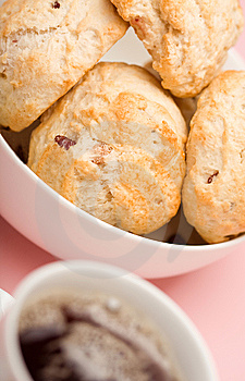 Tea And Scones Stock Images - Image: 8611934