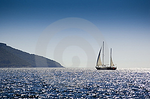 Yacht Stock Images - Image: 8612214