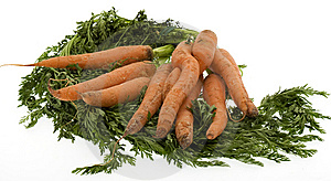 Carrots Royalty Free Stock Images - Image: 8612469
