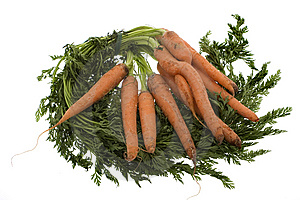 Carrots Stock Images - Image: 8612474