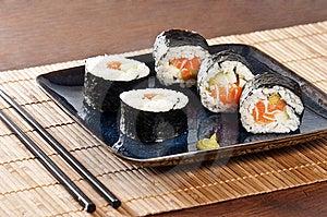 Sushi Stock Images - Image: 8612654