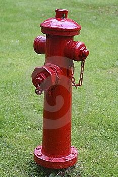 Bouche D'incendie Photo libre de droits - Image: 8613125