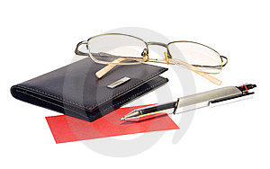 Business Still Life Stock Photo - Image: 8613220