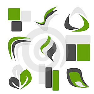 Logo3 Royalty Free Stock Photos - Image: 8613308