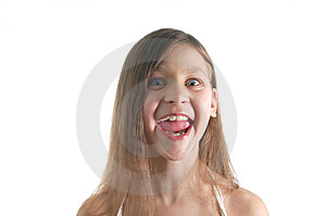 Happy Girl Stock Photo - Image: 8613480