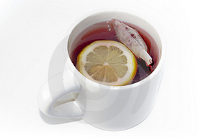 Cup Of  Tea Royalty Free Stock Photography - Image: 8613637