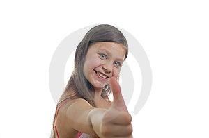 Happy Girl Stock Photos - Image: 8613713