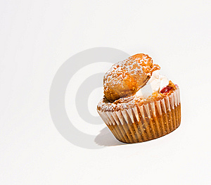 Little Bun Royalty Free Stock Images - Image: 8613719