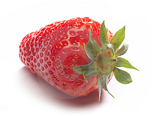 Red Strawberry Stock Photo - Image: 8614060