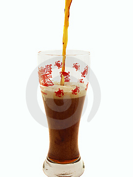 A Mug Of Beer Royalty Free Stock Images - Image: 8614309