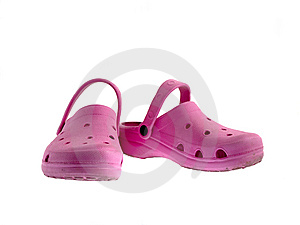 Pink Shoes Stock Photos - Image: 8614463