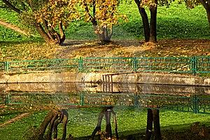 Autumn Park 9 Royalty Free Stock Photography - Image: 8614487