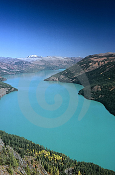 Kanas Lake,China Stock Photo - Image: 8615270