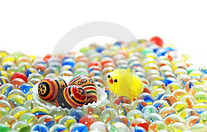 Bright Easter Background Stock Photography - Image: 8615362