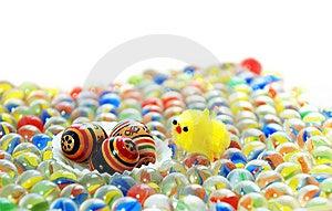 Fundo Brilhante De Easter Fotografia de Stock - Imagem: 8615362