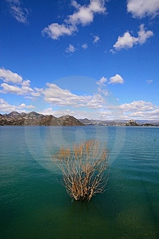 Skadar Lake Royalty Free Stock Photography - Image: 8615817