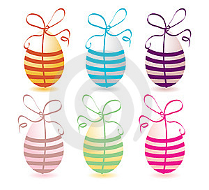 Easter Eggs Collection For Your Design Stock Photos - Image: 8616093