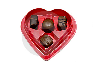 Valentine Candy Royalty Free Stock Image - Image: 8616166