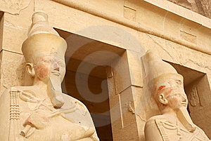 Hatshepsut Royalty Free Stock Photos - Image: 8616318