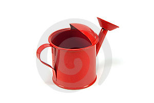 Watering Can Royalty Free Stock Photography - Image: 8616617