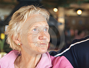 Senior Woman Stock Images - Image: 8616944