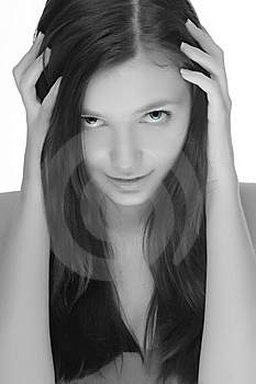 Kobieta Obrazy Royalty Free - Obraz: 8617729