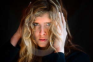 Portrait Stock Photography - Image: 8617872