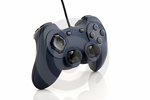 Gamepad Royalty Free Stock Photography - Image: 8617937