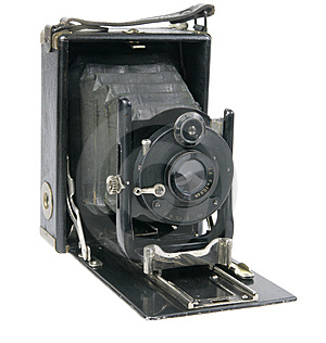 Old Camera Royalty Free Stock Photo - Image: 8617995