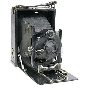 Old Camera Royalty Free Stock Photo - Image: 8617995