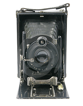 Old Camera Royalty Free Stock Images - Image: 8617999