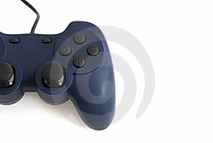 Gamepad Royalty Free Stock Images - Image: 8618009