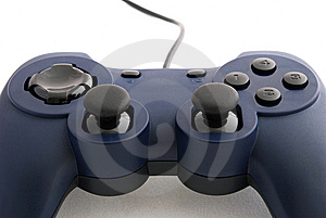 Gamepad Fotografie Stock - Immagine: 8618033