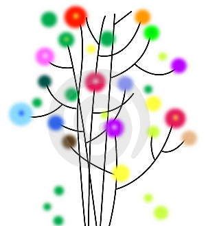 Colorful Flower Royalty Free Stock Photography - Image: 8619497
