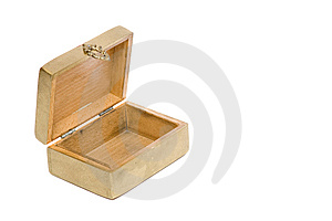 Casket Royalty Free Stock Photo - Image: 8619585