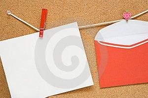 Corkboard Stock Photo - Image: 8619590