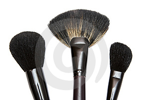 Make-up Set Royalty Free Stock Photos - Image: 8619638