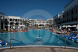The Royal Resort In Playa Del Carmen Stock Photo - Image: 8619680