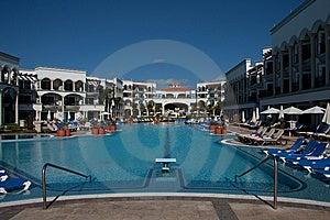 The Royal Resort In Playa Del Carmen Stock Photo - Image: 8619680