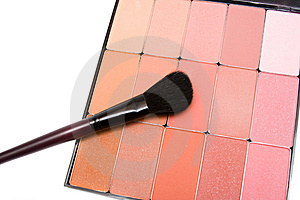 Make-up Set Royalty Free Stock Image - Image: 8619746