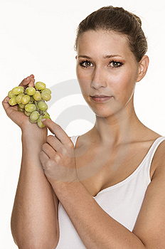 Fresh Grapes Royalty Free Stock Images - Image: 8620379