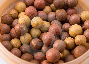 Make Up ,balls Stock Photos - Image: 8620843
