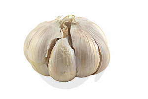 Garlic Stock Photography - Image: 8621572