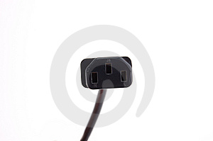 Power Plug Royalty Free Stock Photos - Image: 8621948