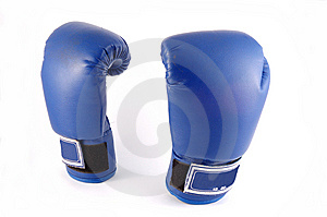 Boxer Glove Stock Photo - Image: 8621970