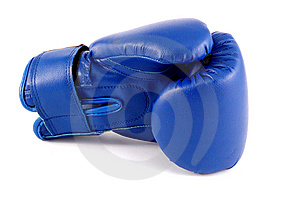 Boxer Glove Stock Images - Image: 8621984