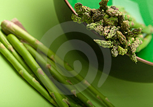 Asparagus Royalty Free Stock Image - Image: 8622316