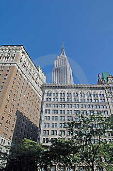 In The Heart Of Manhattan Royalty Free Stock Images - Image: 8622609