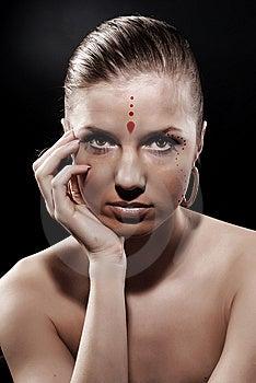 Beautiful Woman Stock Photos - Image: 8622623
